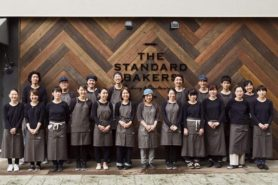 いよいよGRAND OPEN!!WE'RE STANDARD BAKERS