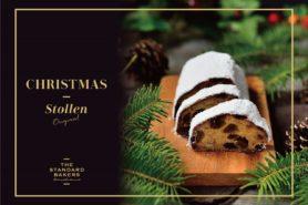 クリスマス限定「シュトーレン」&「ローストチキン」ご予約開始!